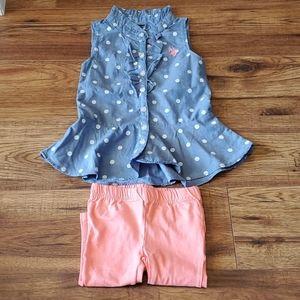 U.S. Polo Assn. Outfit